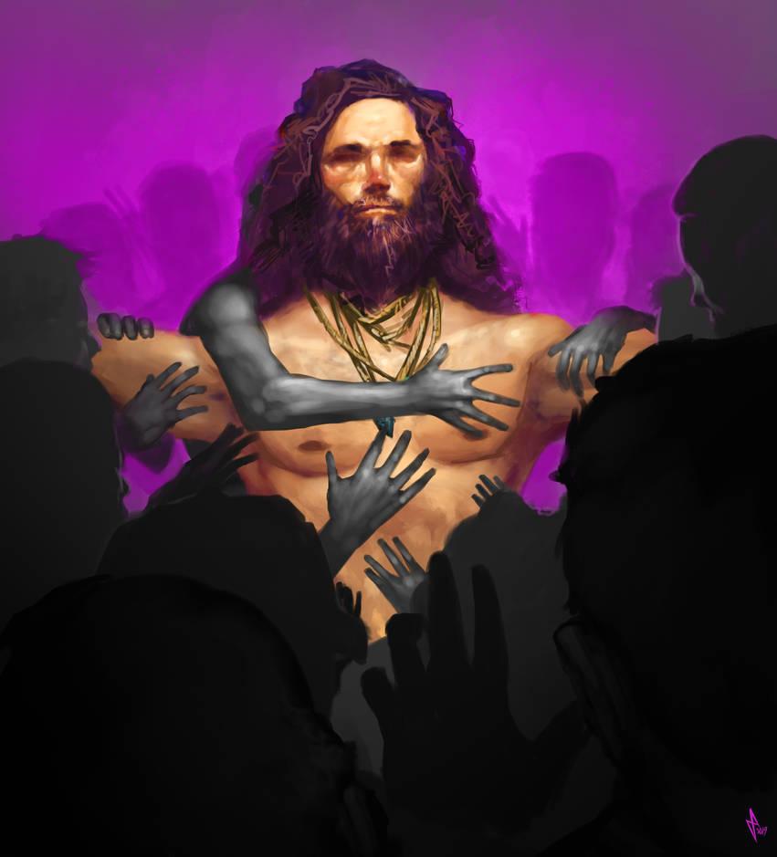 The Master   Villain by Churchofrobot