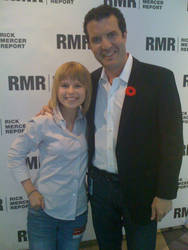 Rick Mercer and Me by stripes-of-lightning