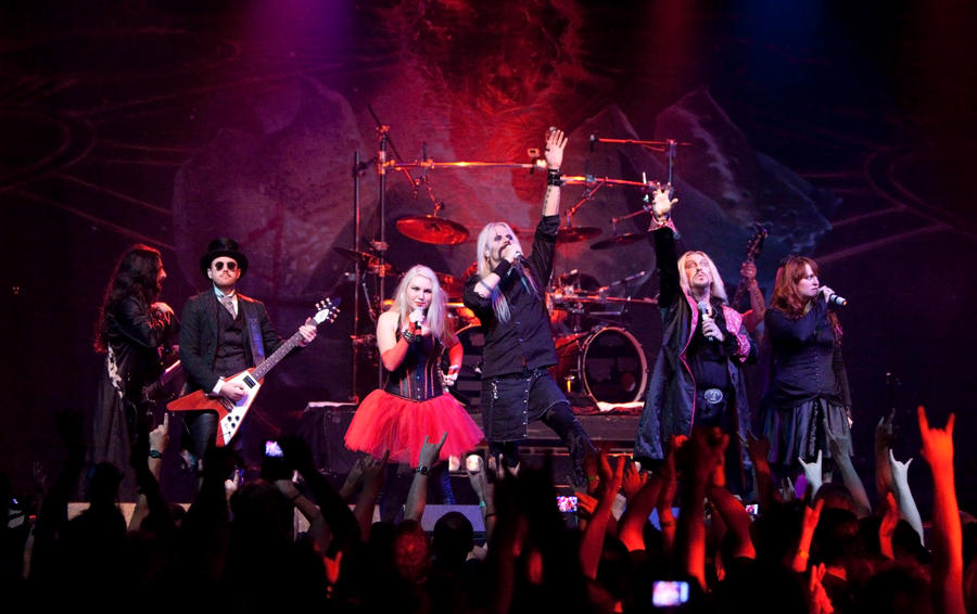 Therion - ProgPower USA 2011 by deseonocturno