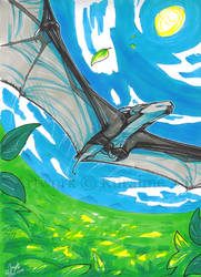 Fly High by Kuraime