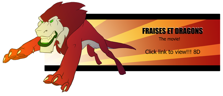 Fraises et Dragons - MOVIE by Kuraime
