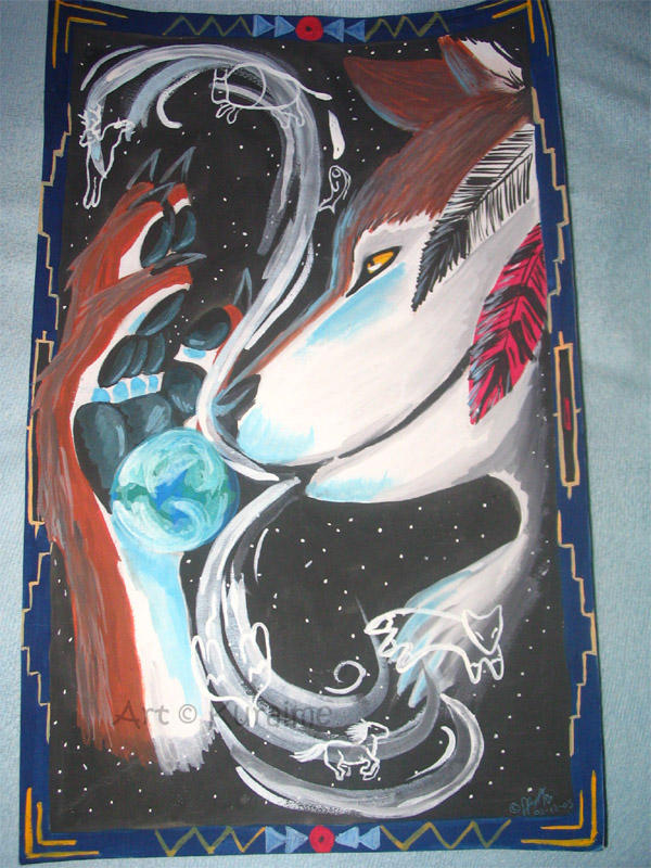Healing Earth Tarot A Journey In Self Discovery By: :: Healing The Earth :: By Kuraime On DeviantArt