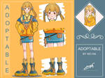 [CLOSED]Adoptable auction : 02