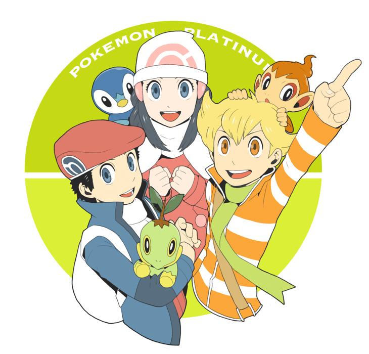 pokemon platinum by wscw