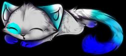 Icey Kitten by XxUn-HolyxX