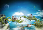 only in my dream by sunjaya