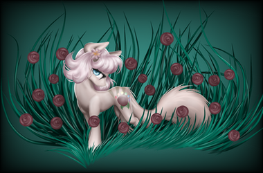 Roses - commission by MysteriousShine