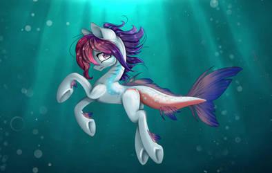Underwater by MysteriousShine