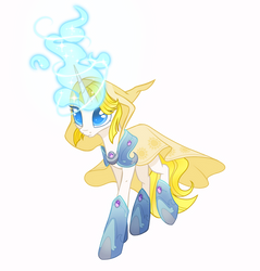 Crystal Mage by MysteriousShine