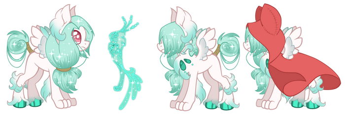 Silver Wing new reference