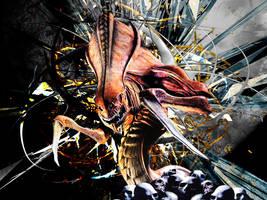 StarCraft Background by Mega5x