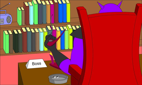 The boss (2013)