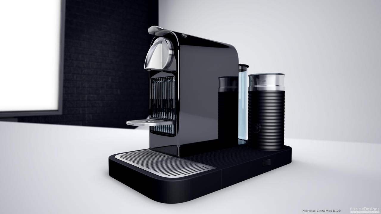 nespresso citiz and milk d120 by littelfuse
