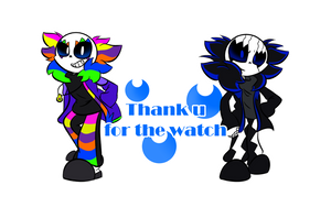 Thanks for the watch by Navy-Devil
