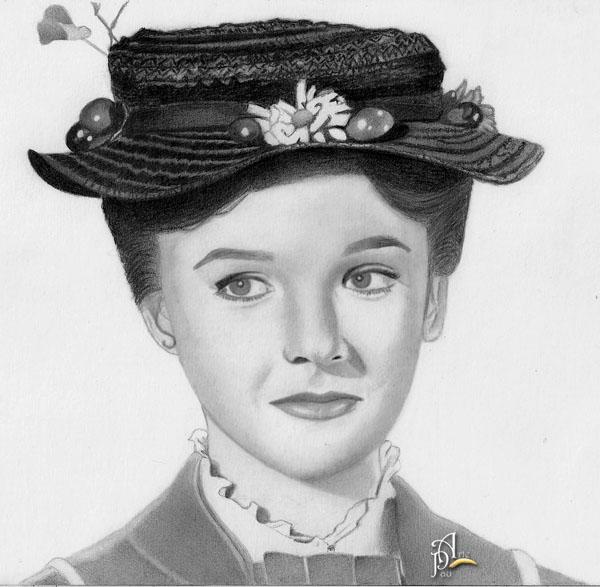 Mari Poppins by ArtePau2000