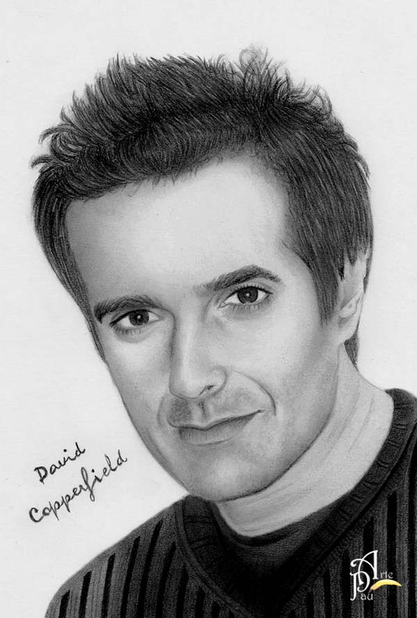 David Copperfield by ArtePau2000