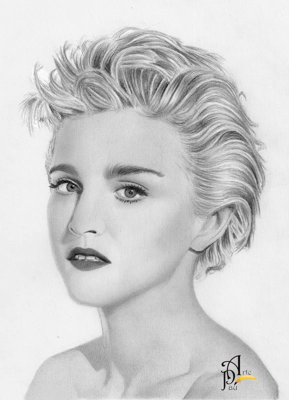 Madonna by ArtePau2000
