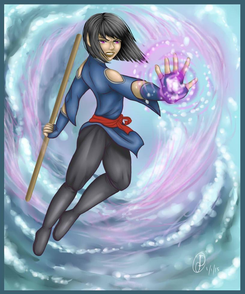 DAO: The Elementalist by TalonDragon000