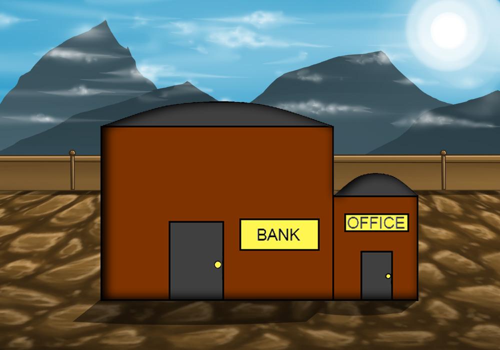 WW: Bank by TalonDragon000