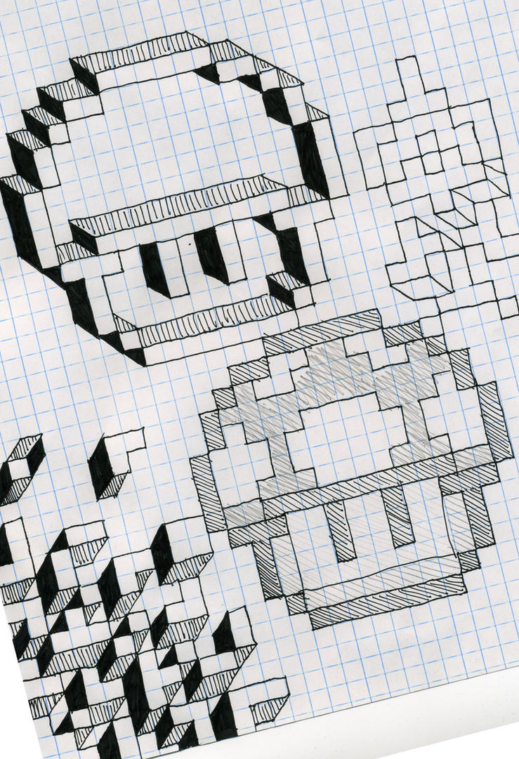 cool graph paper pictures thevillas co