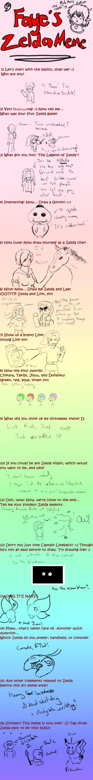 Zelda Meme by ObsidianSickle