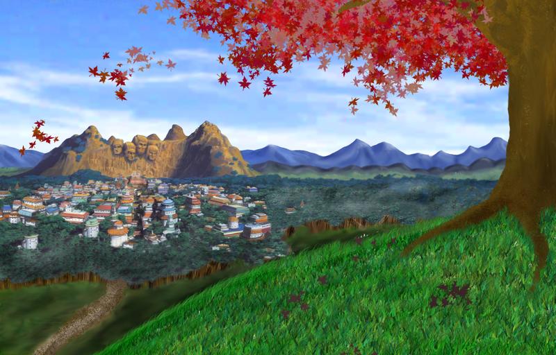 Konoha Village Png Deviantart: Naruto: Sunny In Konohagakure By ObsidianSickle On DeviantArt