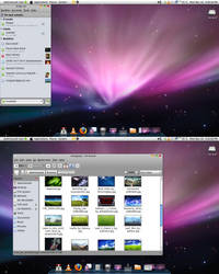 Turn Your Ubuntu to Mac by darkmessiah-aj on DeviantArt