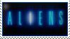 Alien Stamp by ltripley