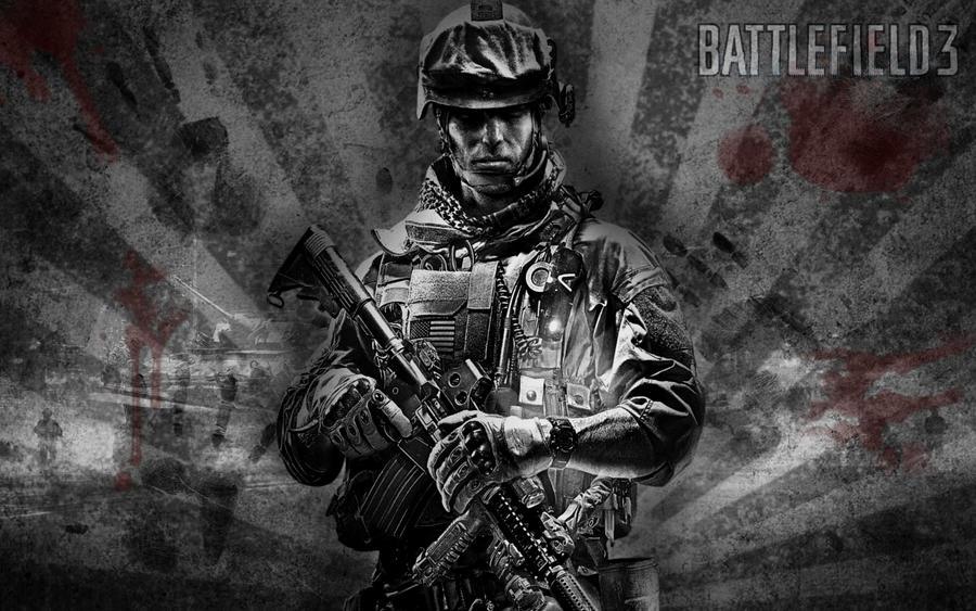 Battlefield 3 by panda39