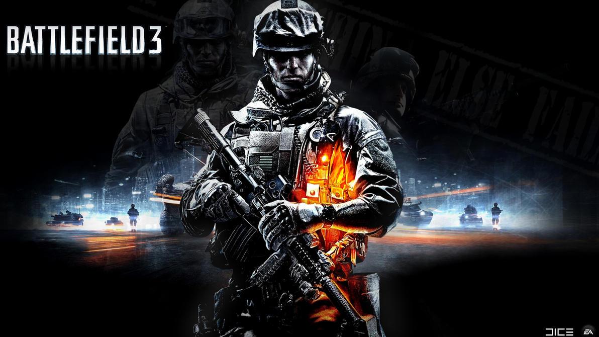 Battlefield 3 HD Wallpaper By Panda39 On DeviantArt
