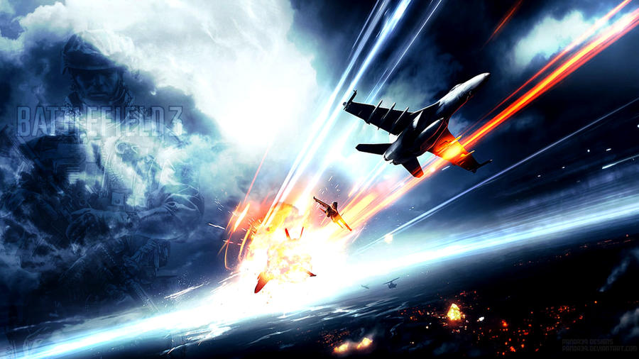 Battlefield 3 HD Wallpaper by panda39