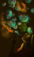 I am Imagination by widgetx
