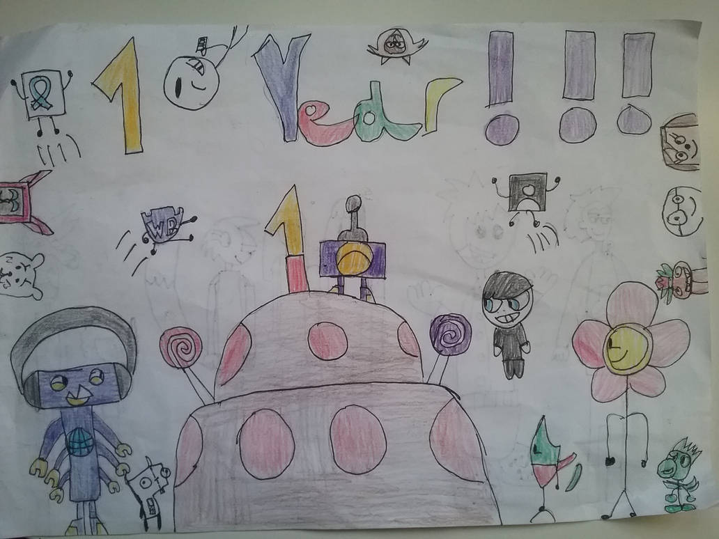 1 YEAR PEOPLE!!!!!!!!!!!!!!!!!!!!!!!!!!!!!!! (1/3)
