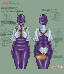 Mistress pooped - Design uniform by Scatina