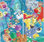 Special World 8 by Blockdasher91