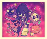 2020 Halloween Allister