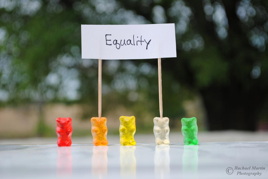 Equality by VisualPoems