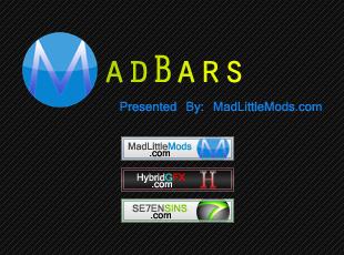 MadBars Pack1 PSD by MadLittleMods