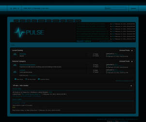 :SMF: FREE THEME - Pulse by MadLittleMods