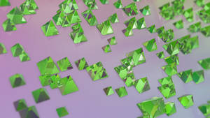Abstract Refraction: Planar Pyramids
