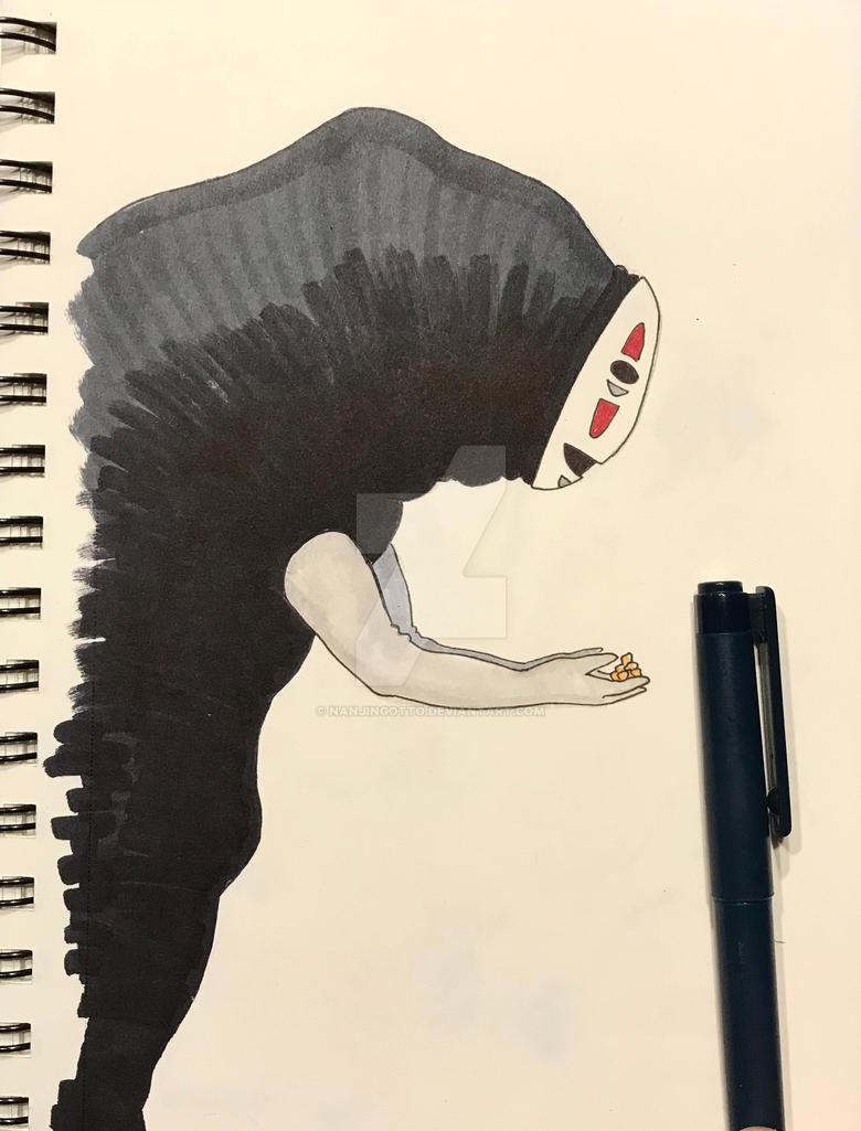 No Face by NanjingOtto