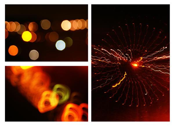 Landscape Lights by Alex-Brill