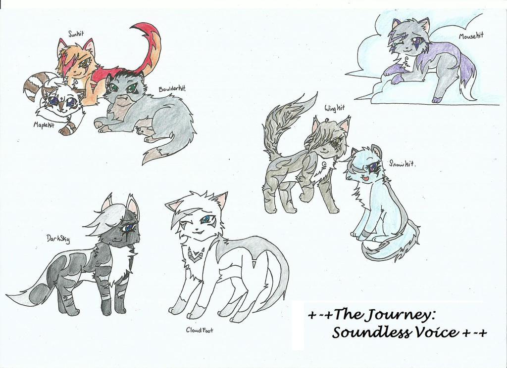 New character design by Jayfeather97