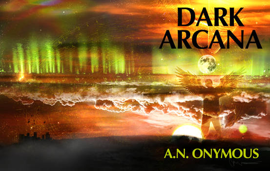 100D2 Day 20 - Dark Arcana Book Cover