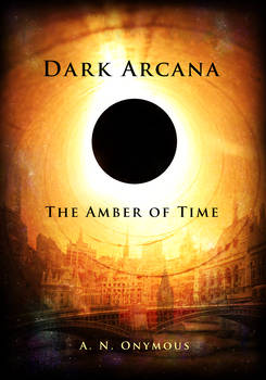 100D2 Day 22 - DA: The Amber of Time Book Cover