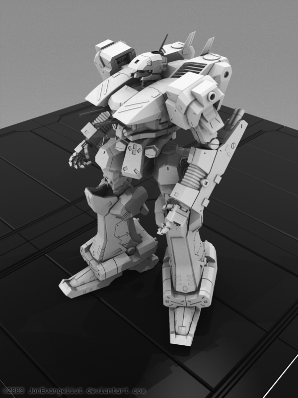 Redeye Base Model by JonEvangelist