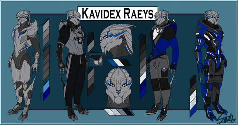 Kavidex Raeys Full Ref