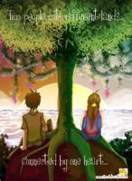 Comish: Long distance Love by Shiriel