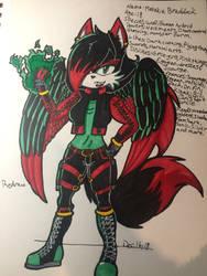 Matakie Bio Colored! by MatakietheHedgewolf