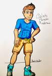 Caleb Peretti Redraw Colored!!!